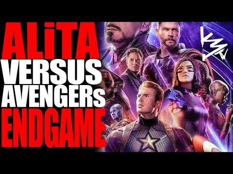 Alita Vs Avengers: ENDgame ❤️ Sequel & Home Release!!!