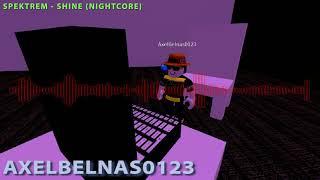 Spektrem - Shine NIGHTCORE