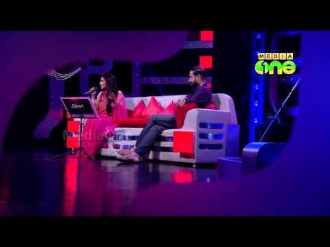 Ghazal show, Manjari with Ouseppachan - Khayal  (15-1)