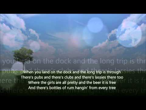 Fiddler's Green (With Lyrics) - The New Barleycorn