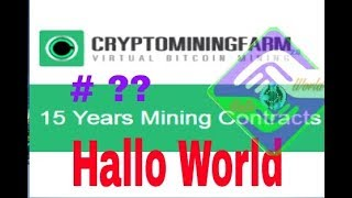Crypto mining farm All in one 15 year contract without risks review 2018 .