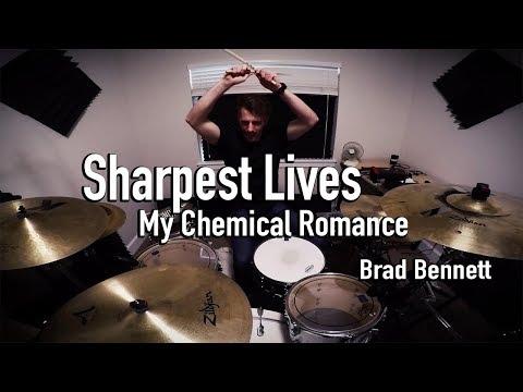 Brad Bennett - My Chemical Romance - Sharpest Lives