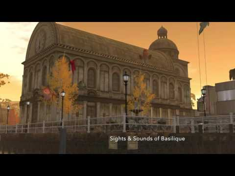 Sights and Sounds of Basilique in Second Life