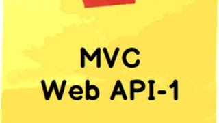 Model View controller :- What is MVC Web API ( Theory ) ?