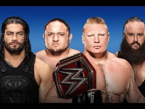 WWE SUMMERSLAM 2017 PREVIEW AND...