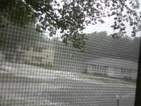 Freak hail storm in MA, July 2011.wmv - YouTube