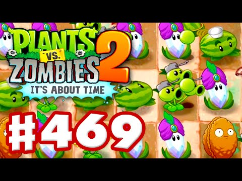 Plants vs. Zombies 2: It's About Time - Gameplay Walkthrough Part 469 - Beghouled Blitz Epic Quest!