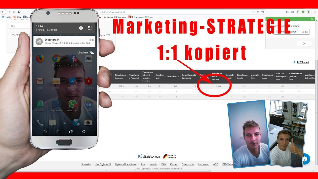 Affiliate Marketing Erfahrungen