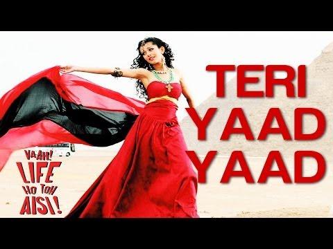 Teri Yaad Yaad - Video Song | Vaah! Life Ho Toh Aisi | Shahid Kapoor & Sanjay Dutt | Amrita Rao