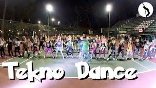 Tekno - Dance - Helio Faria - Izmir, Turkey