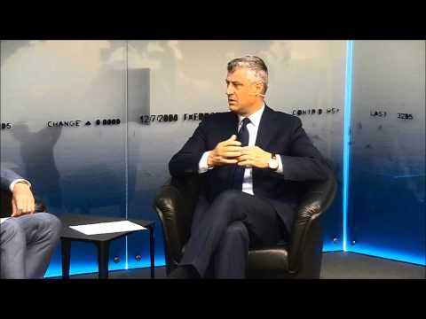 150615 NUPI Interview with Hashim Thaci   translated