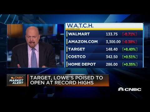 Jim Cramer: You can still buy Target despite record highs