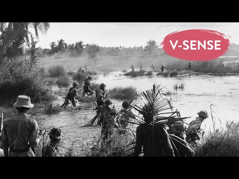 Vietnamese War Movie - The Abandoned Field: Free Fire Zone (1979)