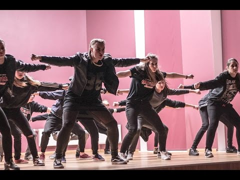Rusya & Peppi Group: Hip-hop Advanced // Ghetto Dance Academy Concert 2015