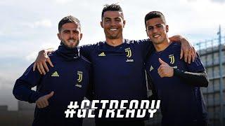 #GETREADY TO GO THROUGH! | Juventus vs Ajax -1 | Training & press conference