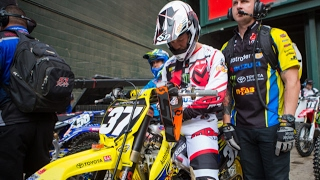 Phil Nicoletti Injury Update Arlington | 2017 AMA Supercross | Breaking News