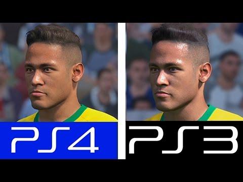 Pro Evolution Soccer 2016 | PS4 VS PS3 | Comparativa Grafica