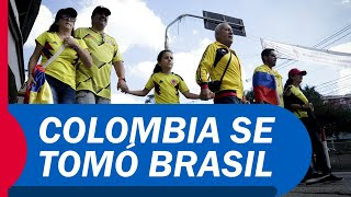 Gol en Brasil: Con ilusión, alegría y en familia, la 'fiebre amarilla' se tomó la Copa América