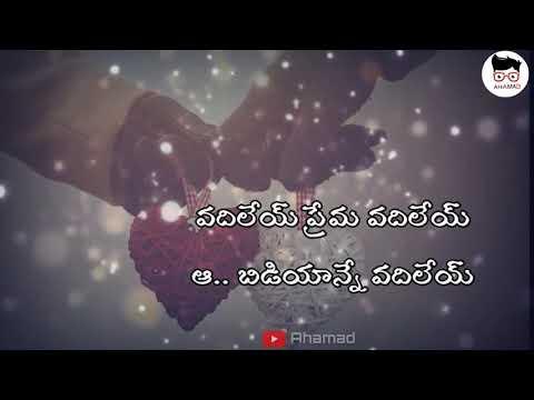 Vadhu Prema Vadhu Title Songs