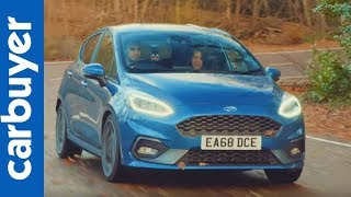 Ford Fiesta - Carbuyer Car of the Year 2019