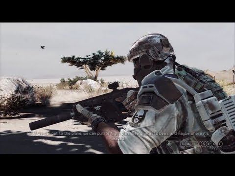GameSpot Reviews - Ghost Recon: Future Soldier