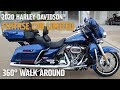 2020 Harley Davidson® Flhtkse Cvo Limited 360° Walkaround Video