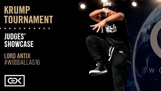 Lord Antix | Krump Tournament Judges