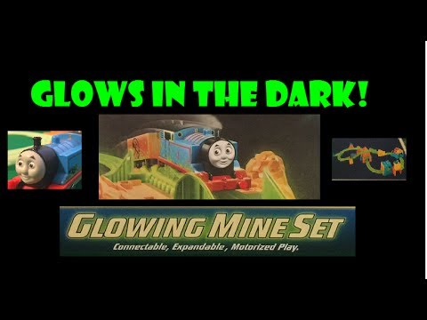 Thomas And Friends Trackmaster - Glowing Mine Set - New For 2017!