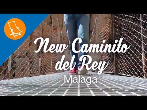 The new Caminito del Rey - Malaga