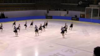 2010 Team Surprise (SWE) Senior Free Program Neuchatel Trophy Synchronized Skating