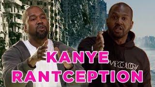 Kanye Rantception: SONGIFY THIS