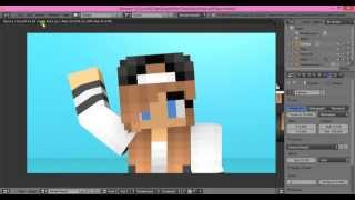 Minecraft: How to make a Blender edit! (NEW)