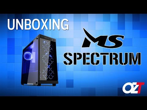MS Industrial SPECTRUM midi tower PRO gaming