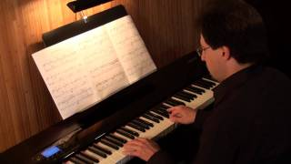 An Irish Blessing - (May The Road Rise To Meet You)   - Piano Ballad