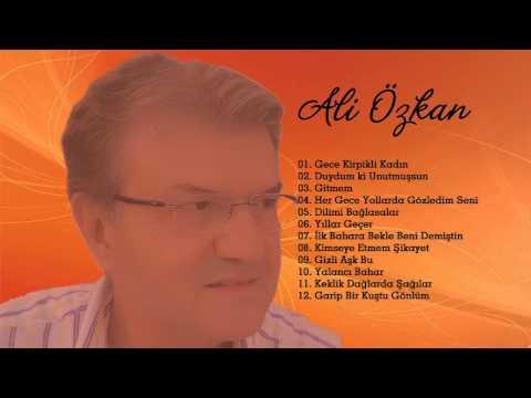 Ali Özkan - Gitmem