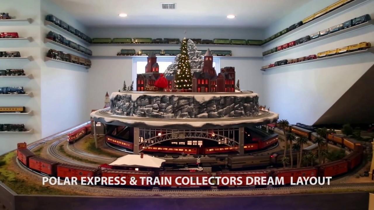 Ho Christmas Train