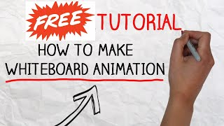 After effects tutorials for Whiteboard Animation Explainer Video FREE After Effects Templates; AE