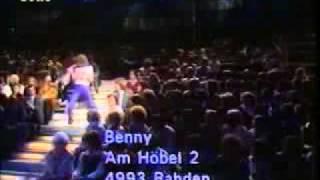 BENNY Raus aus den Klamotten HP