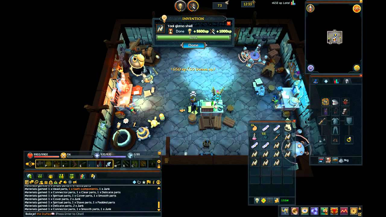 Runescape Best Perks For Augmented Tools Hatchetsrod O Matic