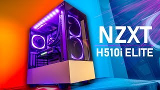 Download lagu This PC Case Looks MAGNIFICENT NZXT H510i Elite MP3