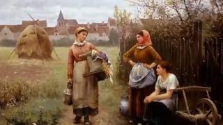 видео Найт Даниэль Риджуэй (Daniel Ridgway Knight)