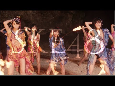 2013/7/17 on sale 12th 美しい稲妻 MV(special edit ver.)