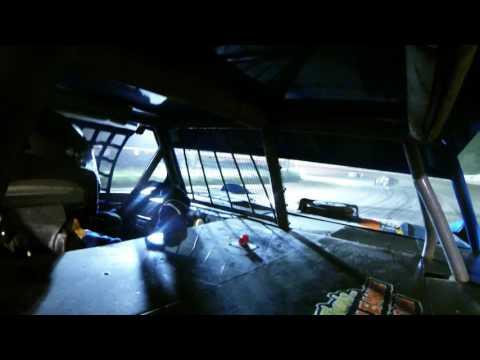 2017 Ed Laboon Memorial B Main 3 - Nick Kocuba In-car View