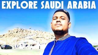 MOST BEAUTIFUL PLACE IN THE WORLD। Explore Saudi Arabia। Vlog in Saudi Arabia.