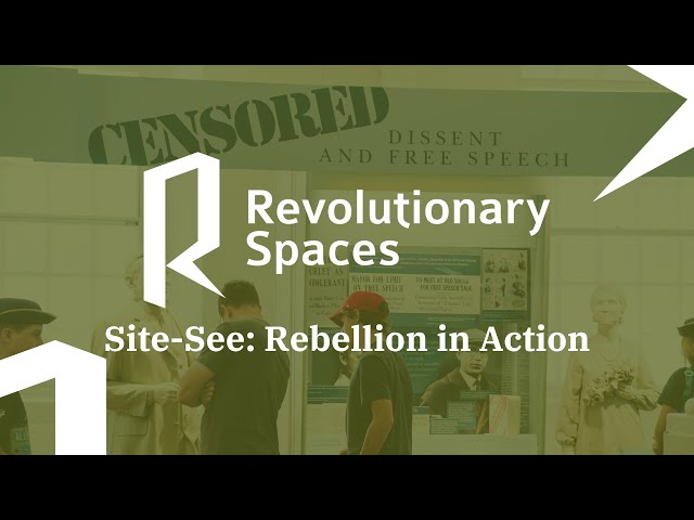 Site See: Rebellion in Action