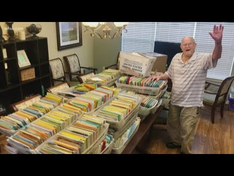 None - Good Stuff Update: Man Who Wanted 100 Cards for his 100th Birthday, Got It!