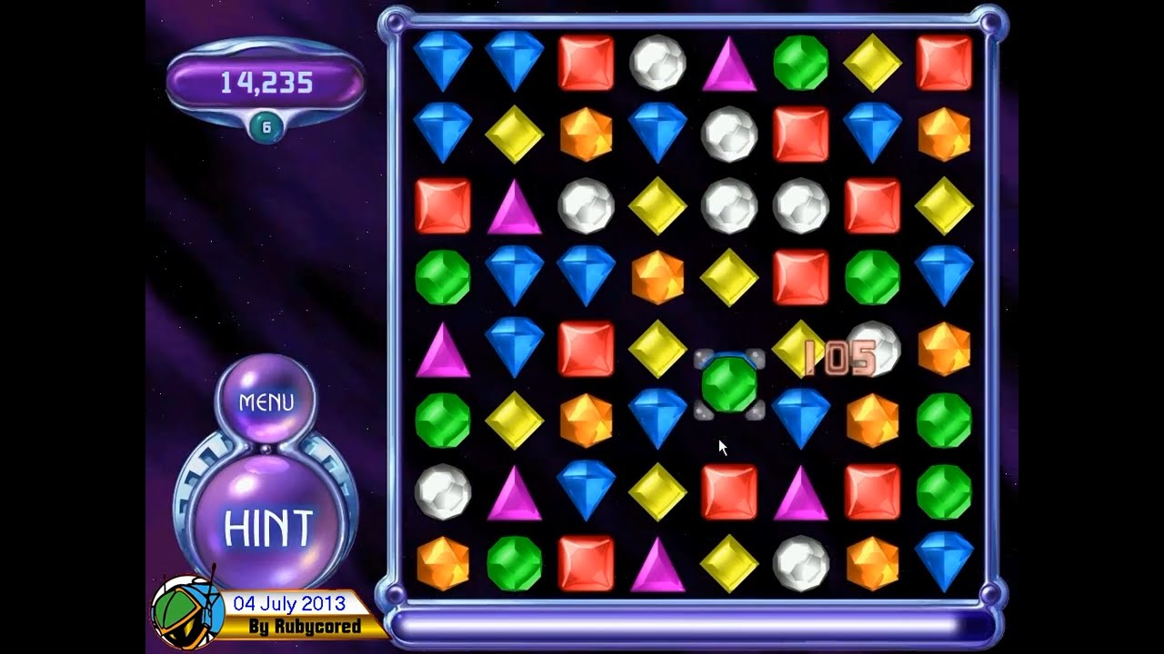 bejeweled 2 classic