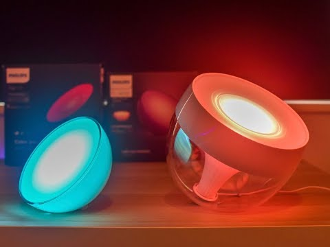 Philips Hue Go or Philips Hue Iris   Which is Better?