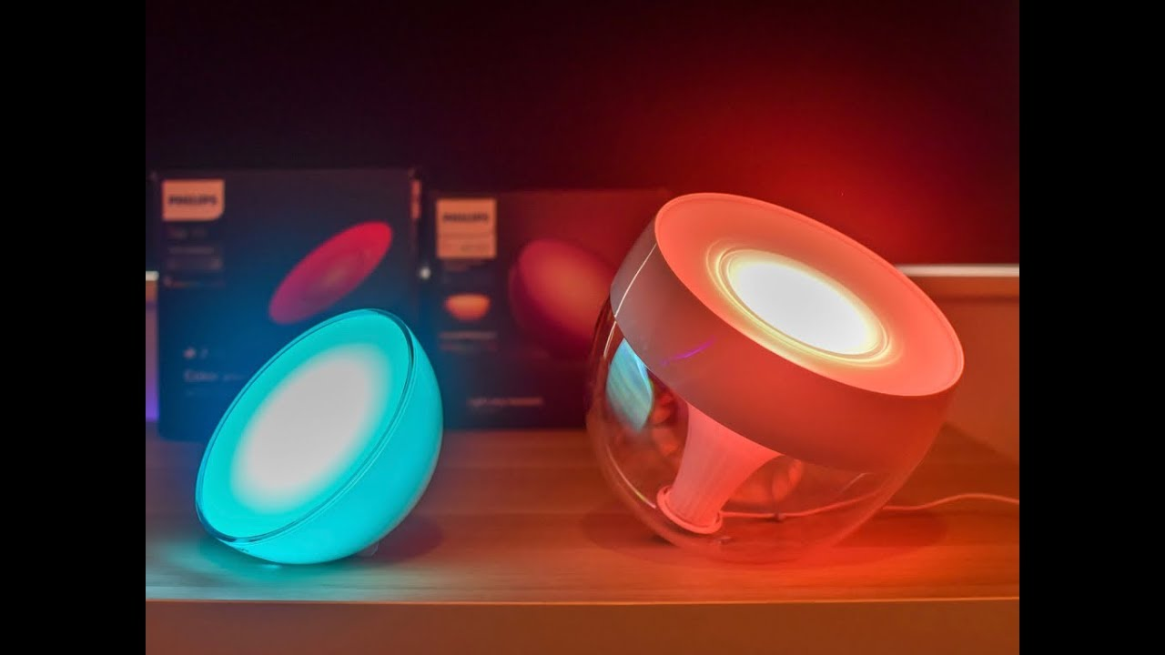 Philips Iris Philips Hue Go Or Philips Hue Iris Which Is Better