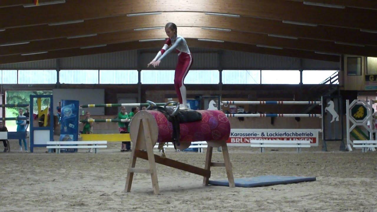 vfs1 junior-trophy heek, 18-06.14, holzpferd, teresa - youtube